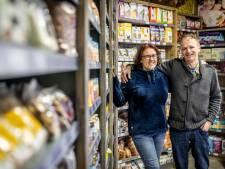 Veganistische winkel in molen Budel-Schoot