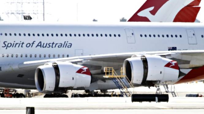 Qantas houdt A380-vloot aan de grond