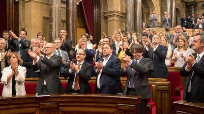 Catalaans parlement mag van Spaanse rechtbank niet bij elkaar komen