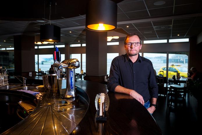 Peter Achtergael van brasserie Belair.