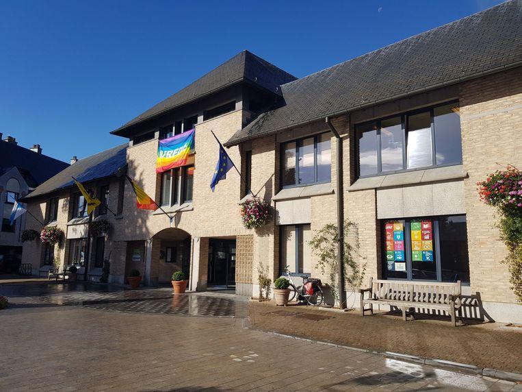 CD&V, Sp.a en Open Vld konden het de voorbije zes jaar goed met elkaar vinden in het stadhuis.