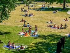Parkeerplaatsen Kralingse Bos dit weekend afgesloten