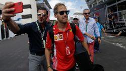 LIVE F1. Meteen tumult bij start, safety car moet uitrukken na crash met Vettel