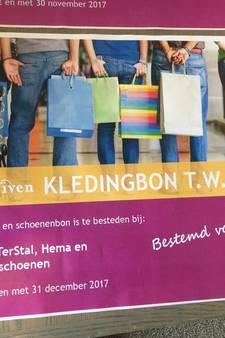 Postbedrijf stuurt bonnen te snel naar minimagezinnen in Duiven