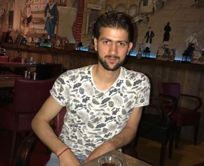Mustafa wordt sinds 29 augustus vermist