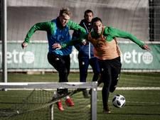 'Feyenoord terug op aarde, derde plek is reëel'