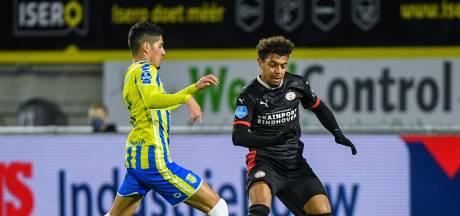 Captain Tahiri weet dat hij RKC op voorsprong had moeten schieten tegen PSV: 'Die bal moest erin'