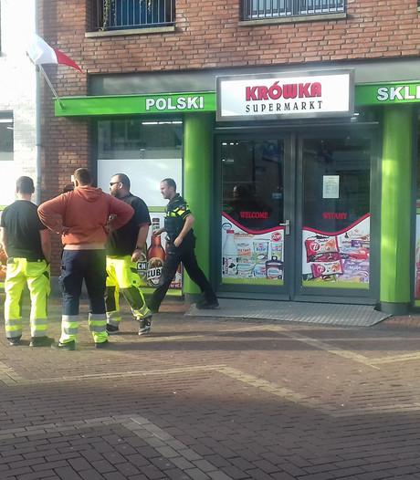 Steenbergse tieners (15 en 16 jaar) opgepakt voor overval op Poolse supermarkt in hun woonplaats
