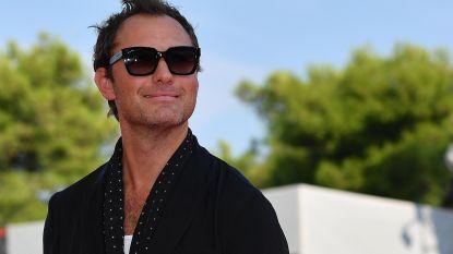 Jude Law in onderhandeling met Disney over rol van Captain Hook in 'Peter Pan'
