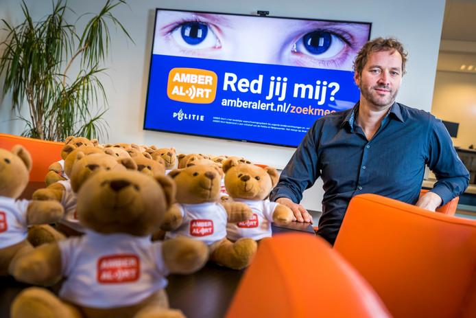 Frank Hoen van Amber Alert.