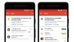 Google vernieuwt Gmail