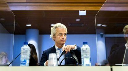"""Geen aanvullend onderzoek in """"minder Marokkanen""""-proces tegen Wilders"""