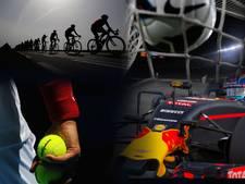Sport vandaag: Champions League, F1-presentatie en waterpolo