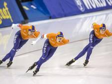 Ook mannenploeg kwalificeert zich voor olympische achtervolging