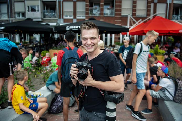 Festivalfotograaf Wesley: ,,Gisteren heb ik The Prodigy gefotografeerd. Wanneer maak je dat nou mee? Ik heb net de foto's gemaild en ze vonden ze prachtig.''
