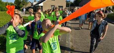Fusieschool De Blinker opent deuren met een feestje