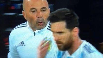 De beelden die tonen wie écht de baas is bij Argentinië