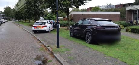 Bestuurder keert met peperdure Porsche niet terug na proefrit, bolide teruggevonden in Apeldoorn