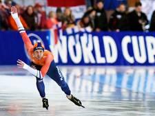 Michel Mulder tweede op eerste 500 meter tijdens World Cup Erfurt