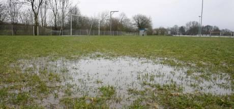 Deze wedstrijden gaan zondag niet door in het regionale amateurvoetbal