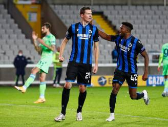 Hans Vanaken all-time topschutter van Club Brugge in Champions League