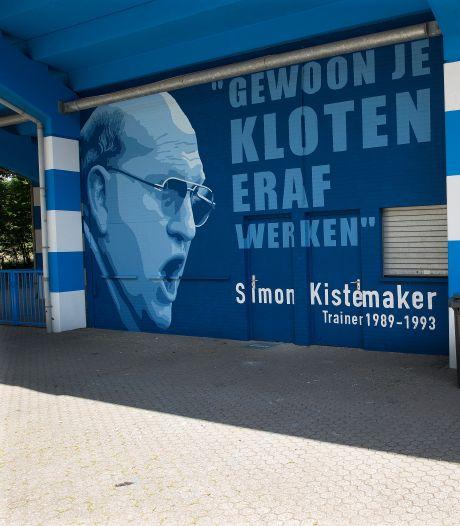 Simon Kistemaker geeft ook in inktzwart jaar niet op