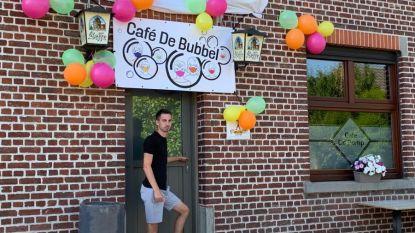 Café De Pomp wordt (even) café De Bubbel