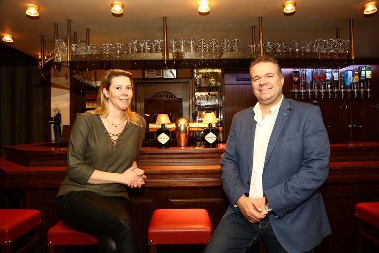 Françoise en Bernard houden op 30 december hun laatste feestje in Joie De Vivre.