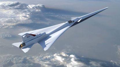 X-plane wordt supersonische opvolger van Concorde