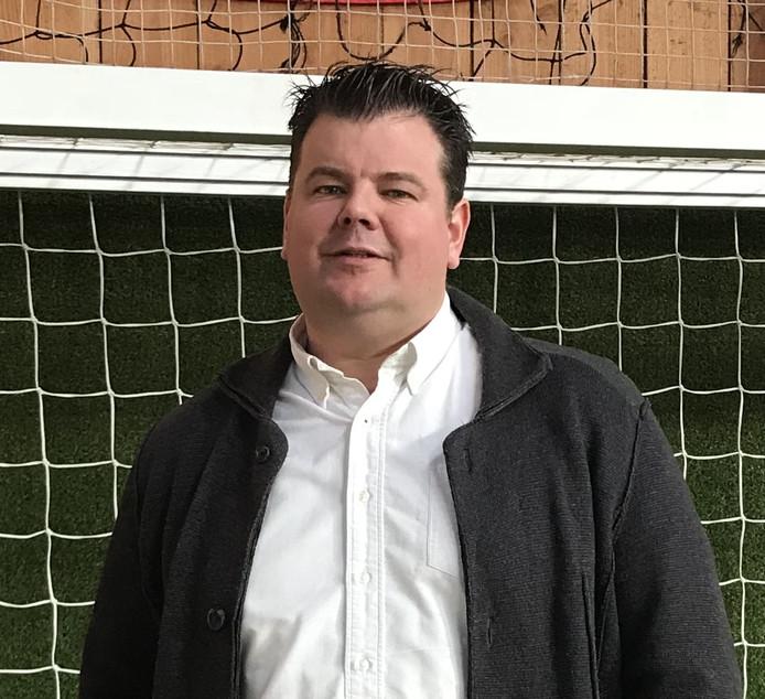 Tim Kollen, trainer EGVV.