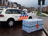 Veel politie in Dokkum bij voorbereidingen intocht Sint