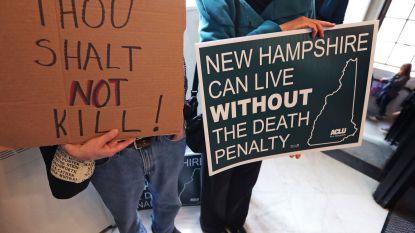 New Hampshire schaft als 21e Amerikaanse staat doodstraf af
