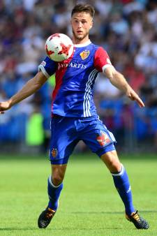 Ricky van Wolfswinkel terug na voetblessure: Ik wil slagen bij FC Basel