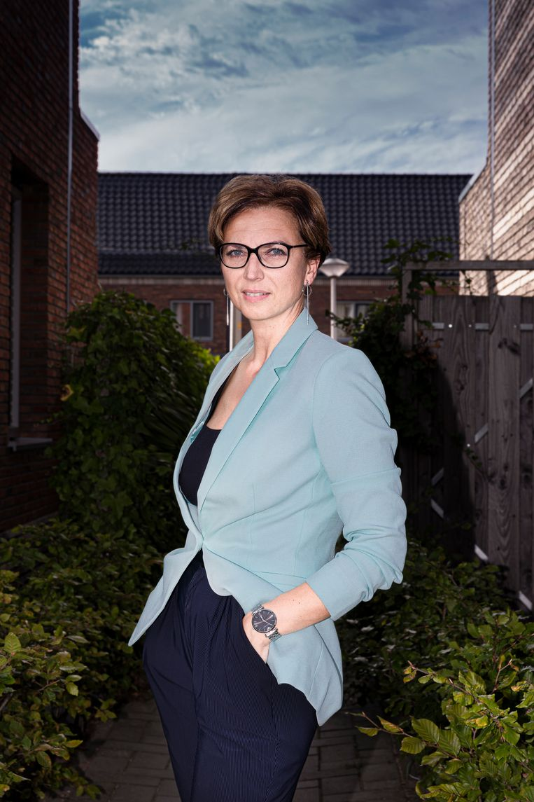 Elena Uss. Beeld Hanna Snijder