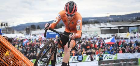 Pim Ronhaar Nederlands kampioen op mountainbike bij beloften