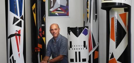 Na vier keer kantje boord gaat Alfredo Rabansky 'knallen als kunstenaar'