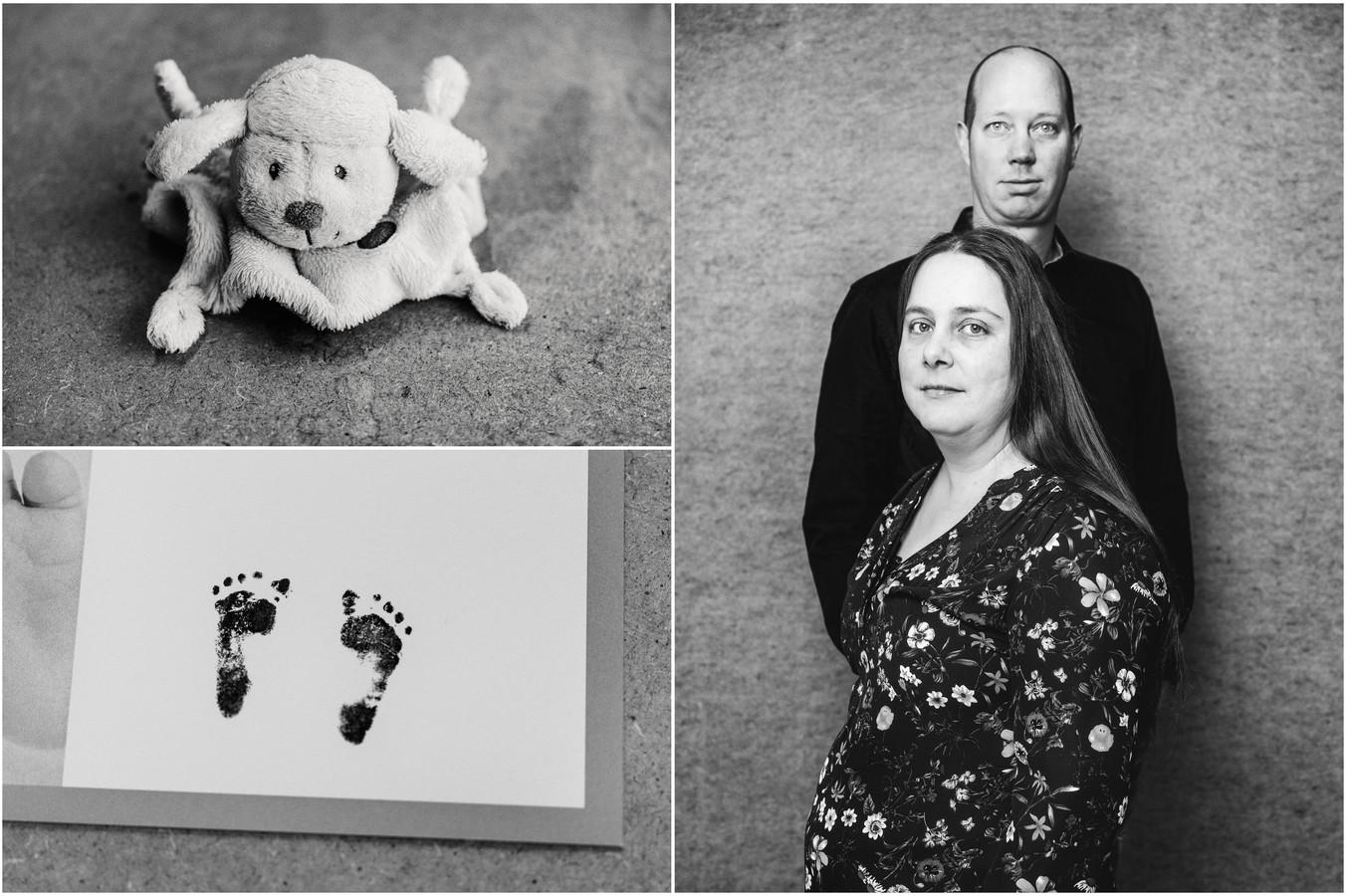 Wendy (37) en Robert (37) van Bremen, ouders van Aron (8 juni 2017), Hugo (31 oktober - 31 oktober 2018), Ruben (22 november - 23 november 2019).