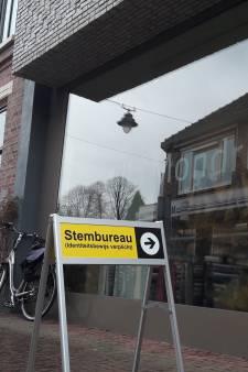 Kiezers combineren bezoek aan museum met stemmen in Villa Mondriaan