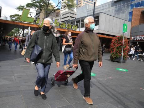 Aboutaleb gefrustreerd over mondkapjesplicht: 'Ik heb  in Rotterdam nul komma nul steun ervaren'