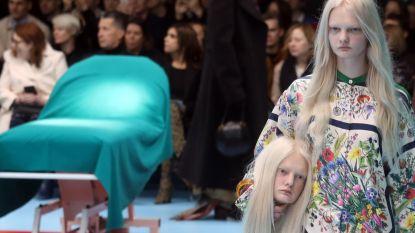 Alle verwijzingen naar 'Game of Thrones' in de Gucci modeshow