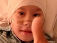 Zieke Graziano (7) heeft een grote droom: met zijn ouders en zus Mickey Mouse ontmoeten