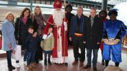 Sint feestelijk onthaald in de gemeente