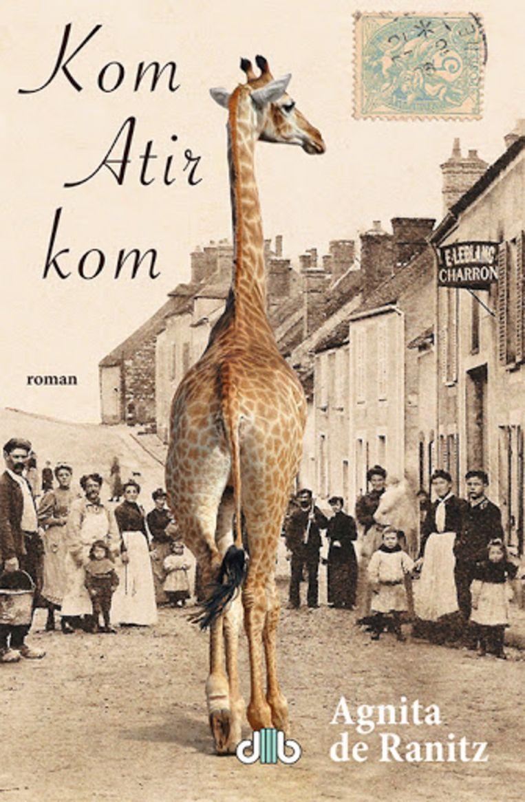 Agnita de Ranitz, Kom Atir kom. Uitgeverij De Brouwerij/Brainbooks, €20,99 350 blz. Beeld