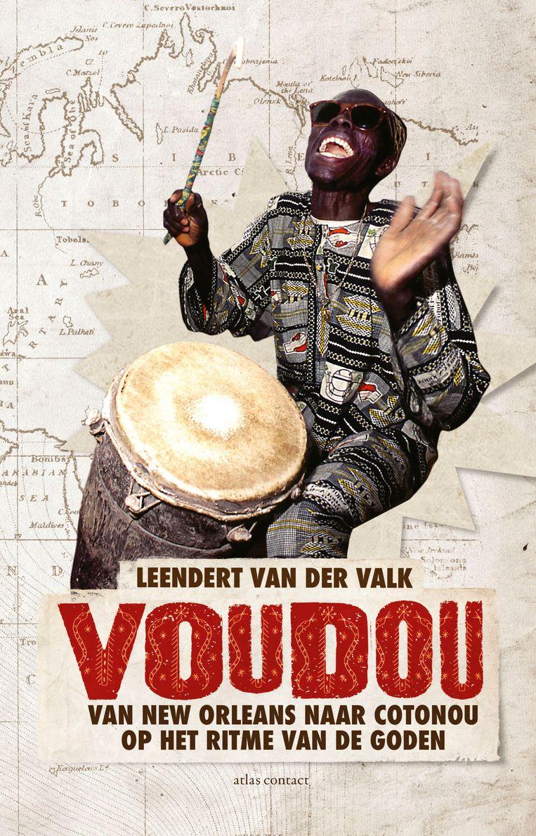 kaft boek Voudou Beeld Marijke Laurense