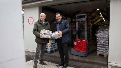 Genk krijgt 32 ton voeding van Vincentius Limburg