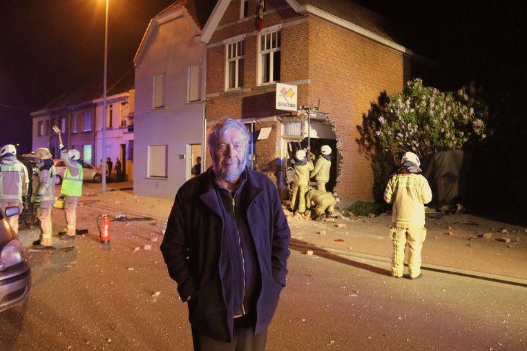 Gepensioneerd fotograaf Frans van Wiele is zwaar onder de indruk van de gebeurtenissen.