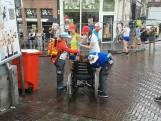 Zeker tien personen onwel bij Leiden Marathon