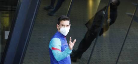 """Le Barça avec ou sans Messi en finale de la Supercoupe d'Espagne? """"Il aura le dernier mot"""""""