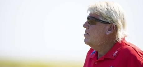 Markante golfer John Daly heeft kanker: 'Stond op het punt een cola light te drinken'