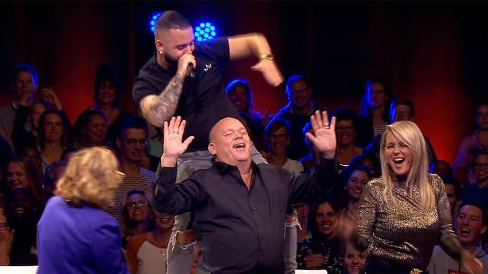 De jury van Holland's Got Talent.